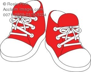 Shoe clipart child shoe #1