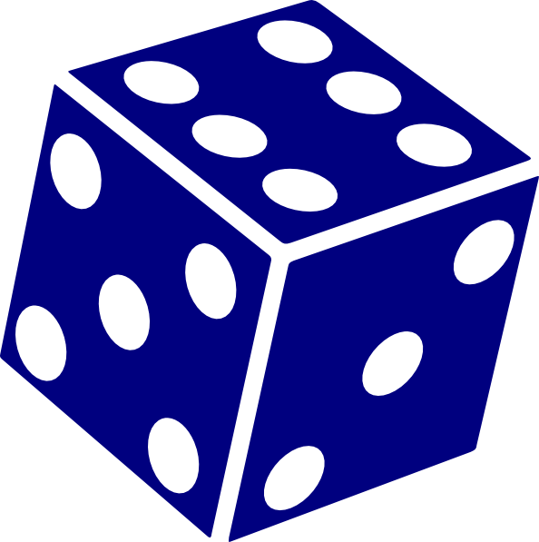 Dice clipart cute Clipart clipart image dice Dice