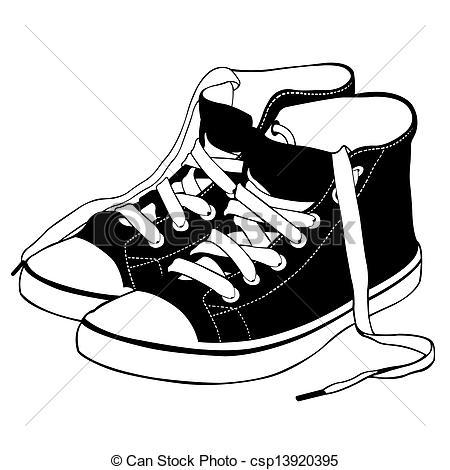 Shoe clipart sapatos #1