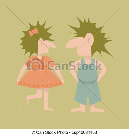 Pair clipart template Of of template of flat