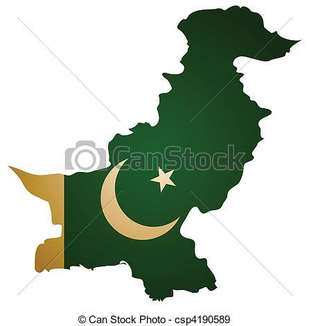 Pakistan clipart Map map pakistan