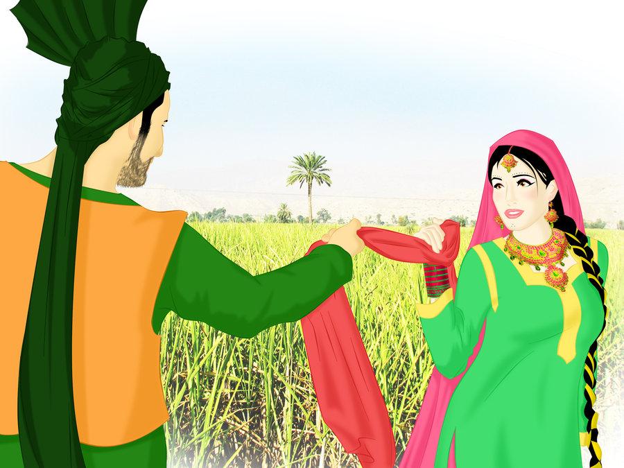 Pakistan clipart national dress pakistan #10