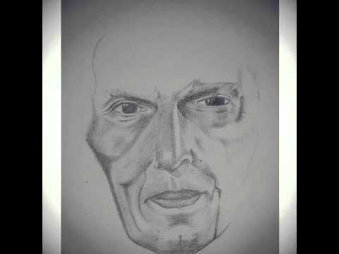 Pakistan clipart pencil sketch Sketch Jinnah Abdulah Agha by