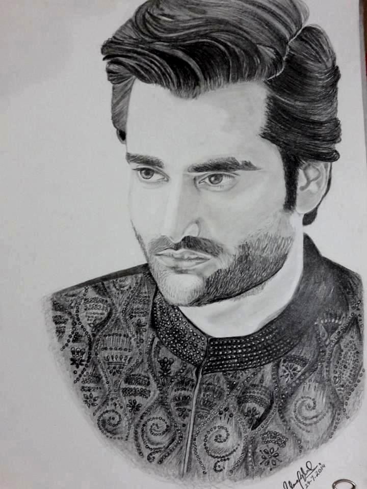 Pakistan clipart pencil sketch On Pakistani Graphite journey best