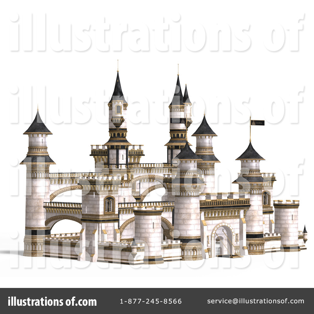 Palace clipart Illustration Clipart Ralf61 Clipart Palace