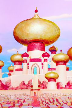 Palace clipart agrabah #9