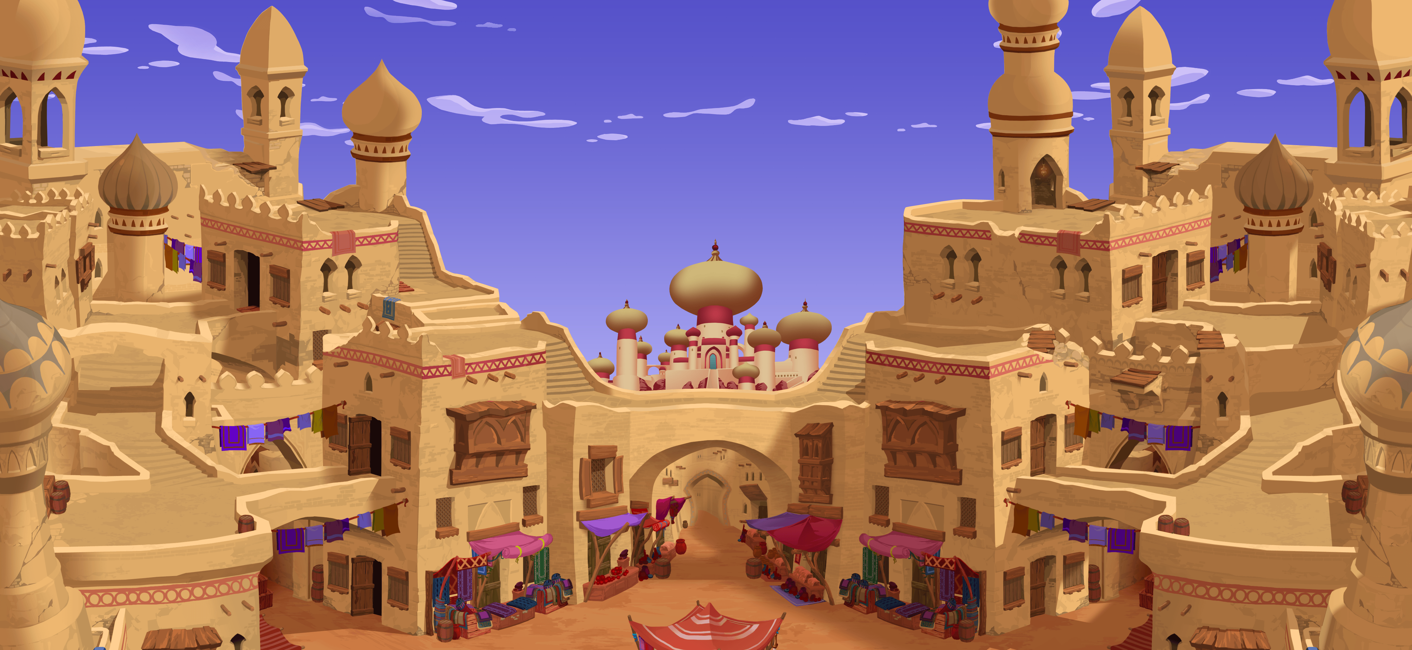 Palace clipart agrabah #14