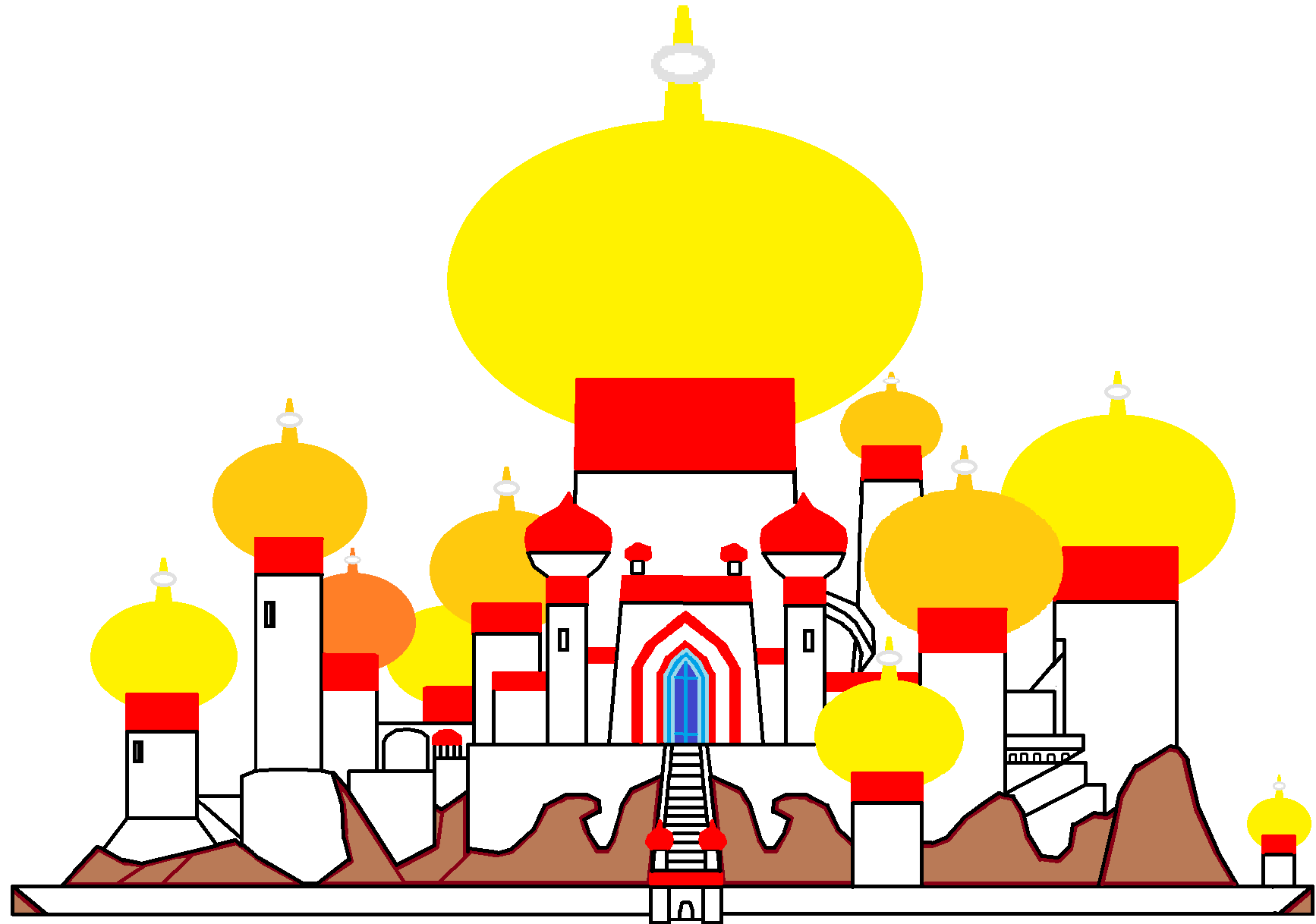 Palace clipart agrabah #1