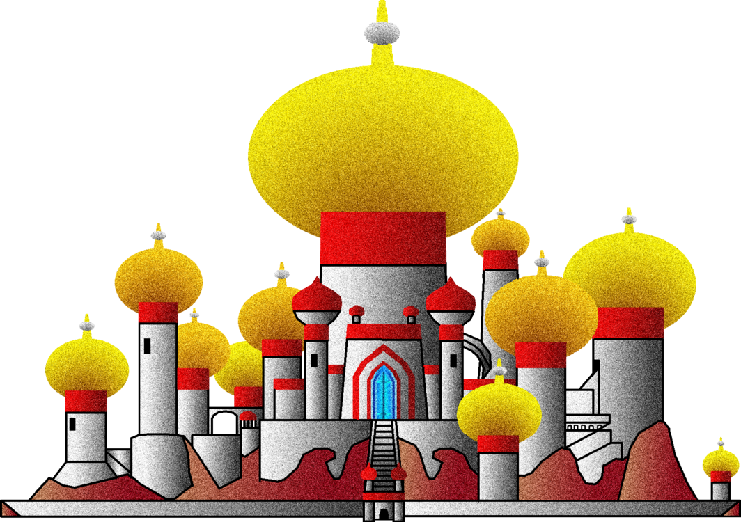 Palace clipart agrabah #6