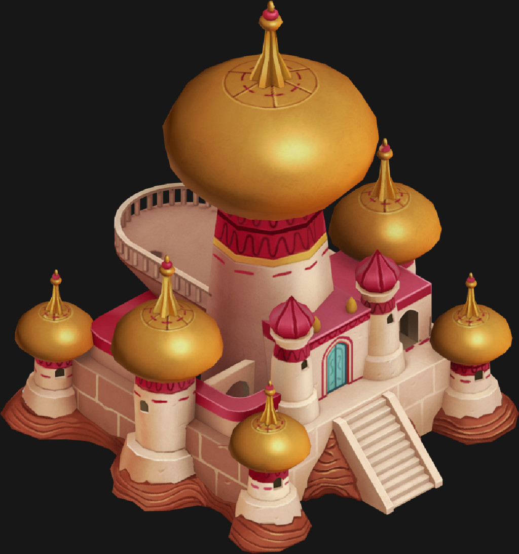 Palace clipart agrabah #15