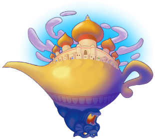Palace clipart agrabah #4