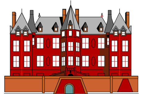 Palace clipart animated #11