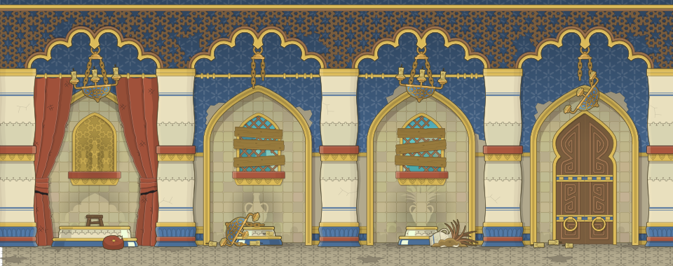 Arabien Nights clipart aladdin lamp Blog & palace Poptropica walkthroughs