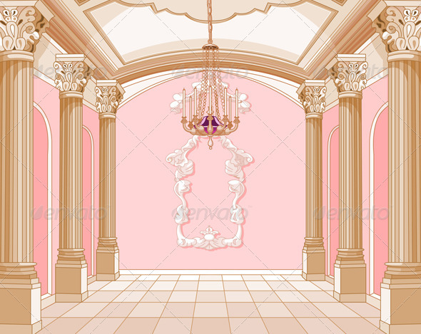 Palace clipart background #4