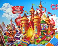 Palace clipart candy castle  de material gratis Print