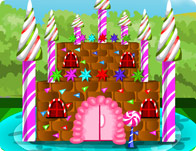 Palace clipart candy castle  Games Candy Castle Girl
