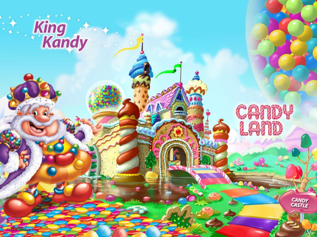 Palace clipart candy castle Candy land Eye King Kandy