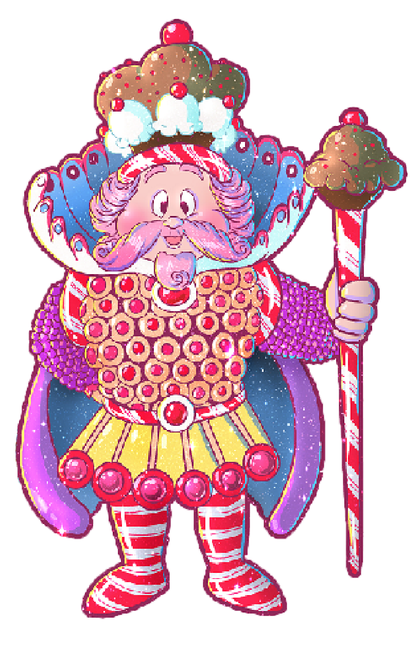 Palace clipart candy castle Candy and The of the