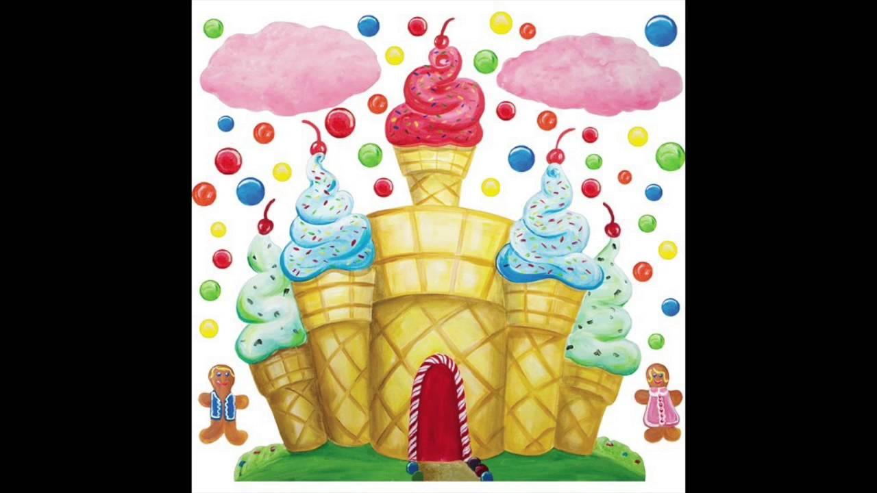 Palace clipart candy castle Children's Meditation! Meditation! Candy Castle