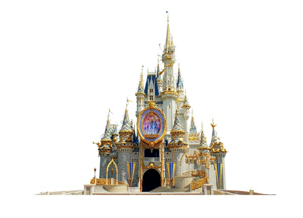 Palace clipart disneyland castle #5