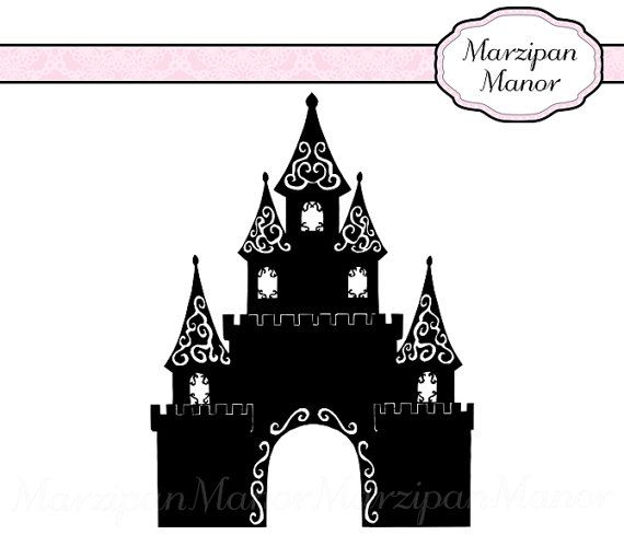 Palace clipart disneyland castle #15
