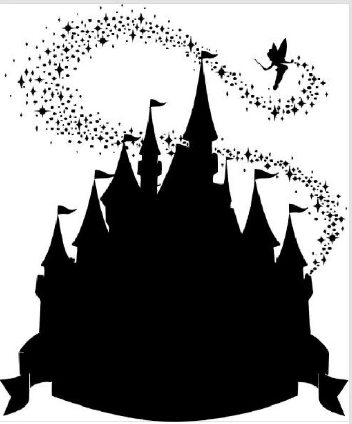 Palace clipart disneyland castle #8