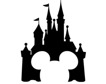 Disneyland clipart palace Mickey Mickey files svg svg
