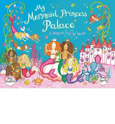 : Mermaid : 9780439950275 Princess