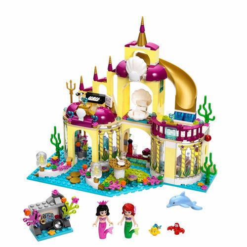 #LEGO Mermaid Ariel Princess Mermaid