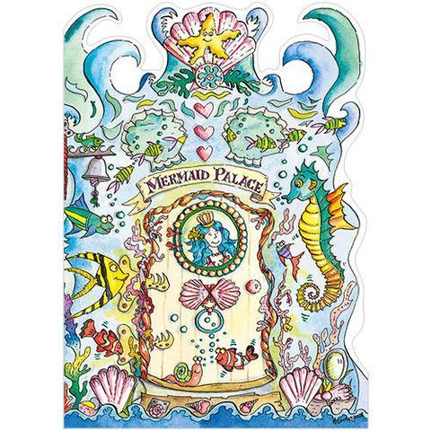 Blue a Morpho (Create Mermaid