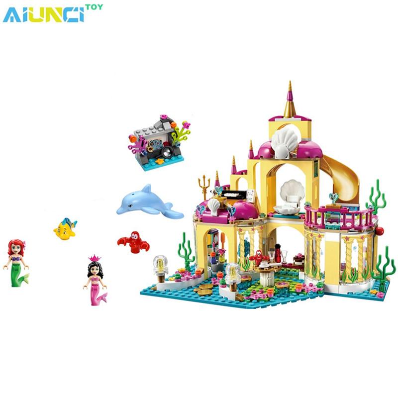 For Gift( Bricks Children Princess