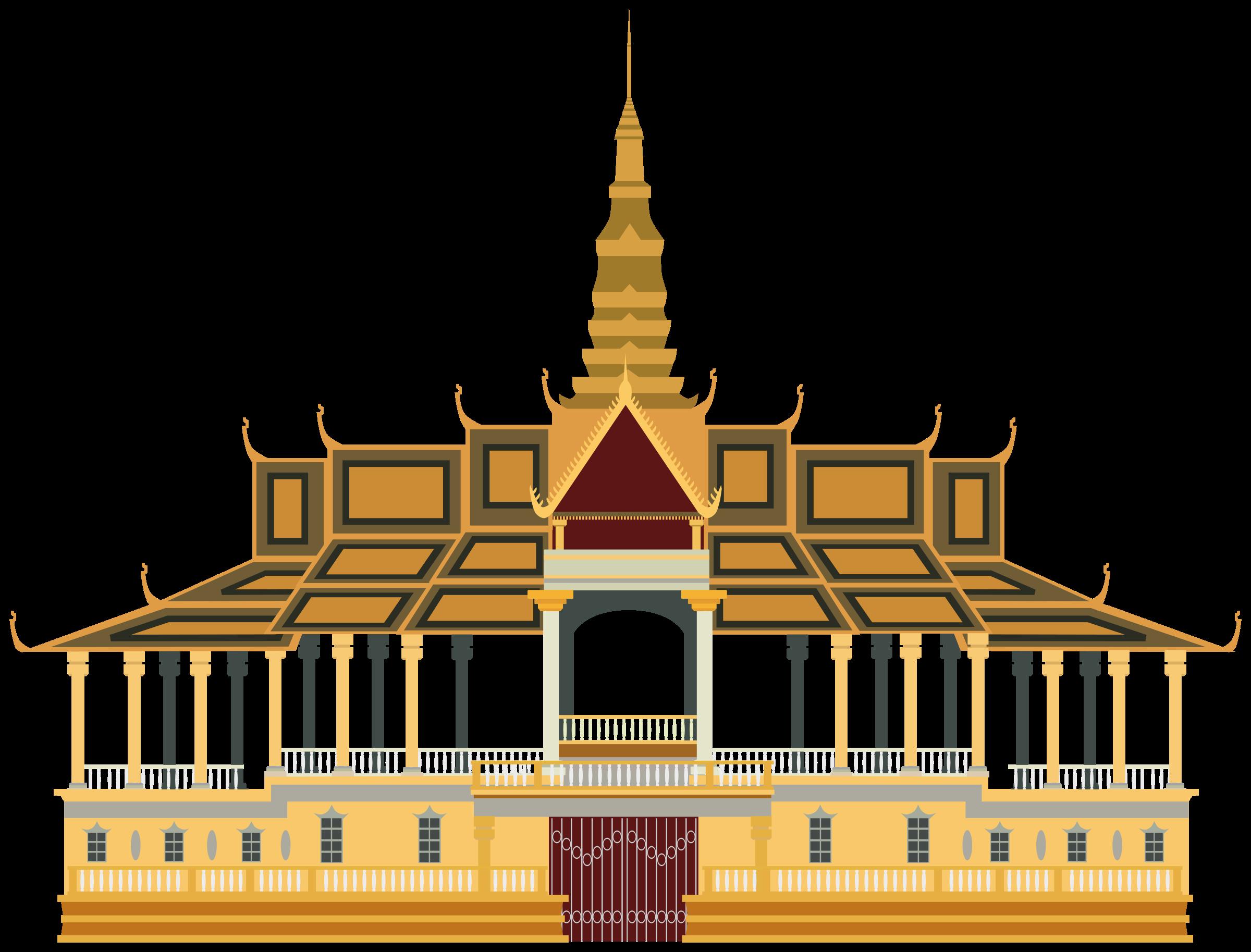 Palace clipart royal palace #5
