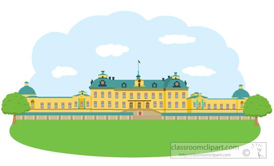 Palace clipart royal palace #4
