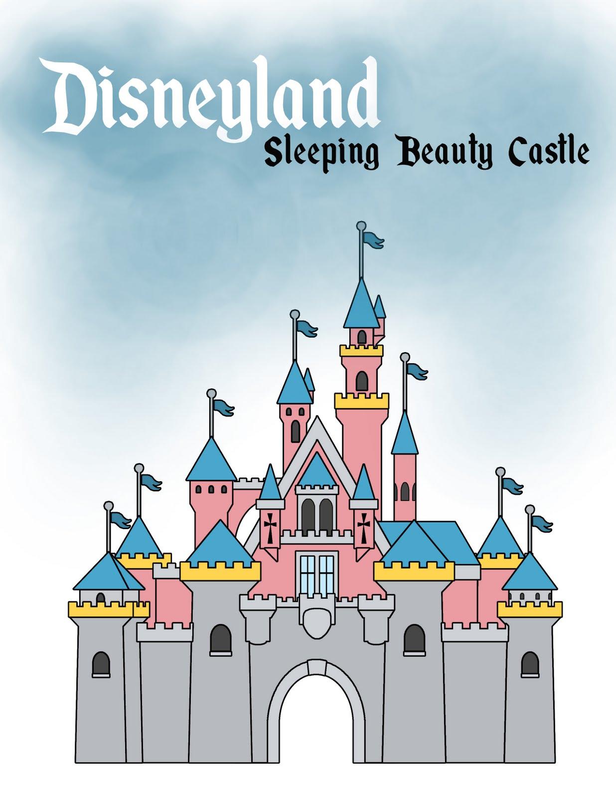 Palace clipart sleeping beauty castle SVG Disney disneyland Disney Disney