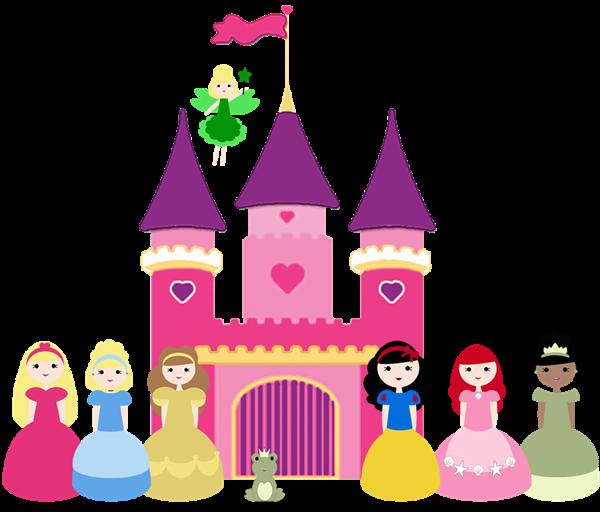 Palace clipart sleeping beauty castle Clip beauty Princess · 2