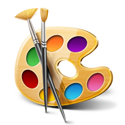 Palette clipart graphic design And Photoshop Graphic color brushes