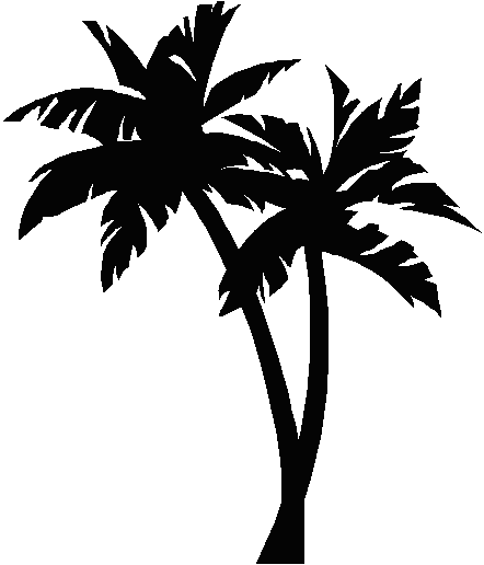 Palm Tree clipart Tree Palm clip and tree