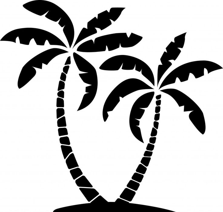 Palm Tree clipart Palm Clip palm art art