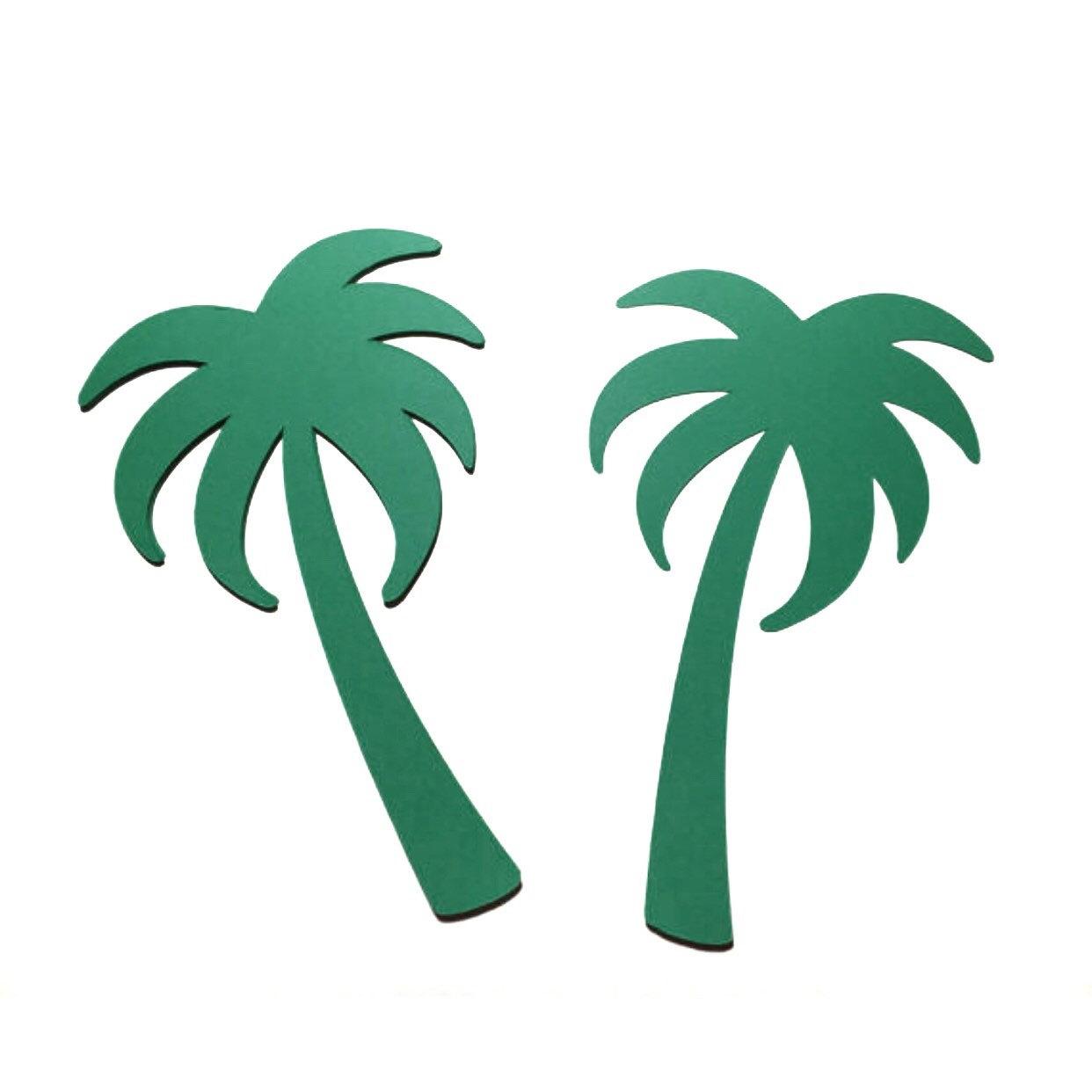 Palm Tree clipart beach theme Paper 5