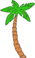 Palm Tree clipart face Free png Tree palm Clipart