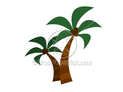 Palm Tree clipart face Palm Clip Free  Clipart