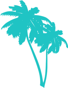 Palm Tree clipart wedding Clip online Art at Clip