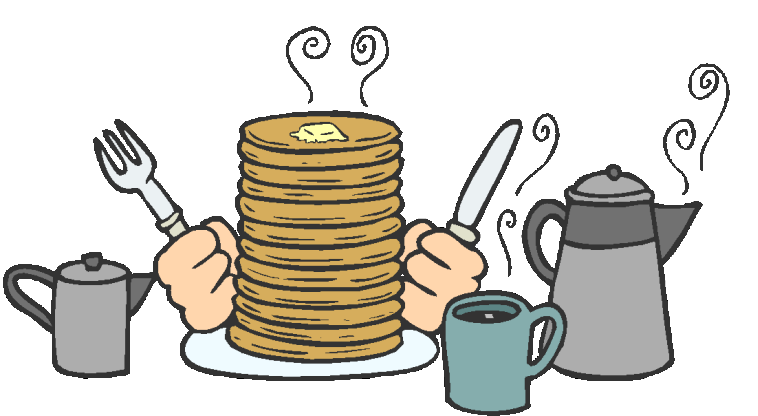 Pancake clipart stacked Free Clipart Pancake Clipart Images