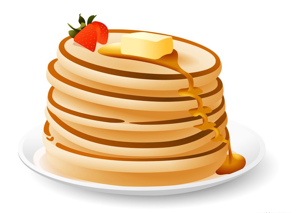 Pancake clipart Evangelical clipart #40095 the image