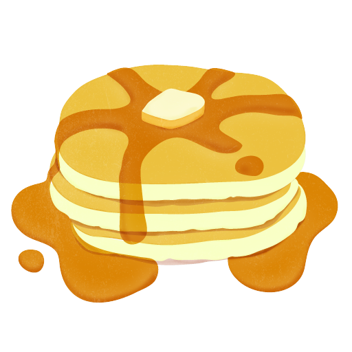 Pancake clipart cooking On Pancake Clip Free Clip