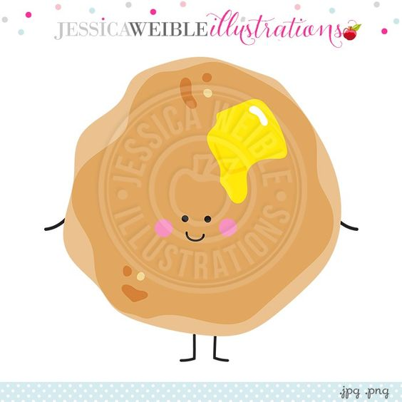 Pancake clipart character Pancake What Clipart Pinterest Character