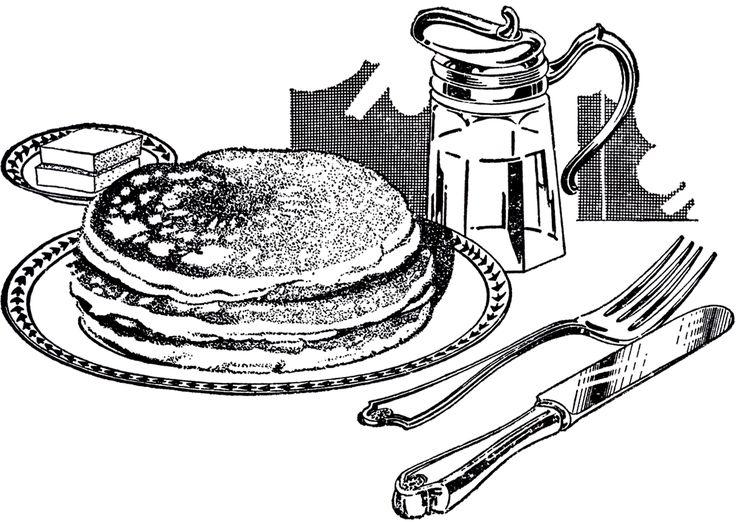 Pancake clipart cooking breakfast Pancake on Breakfast images best