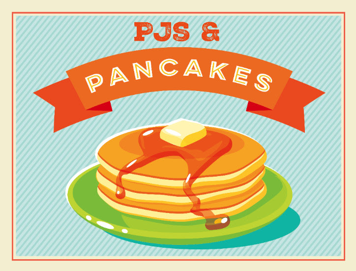 Pancake clipart pajamas To partnering a off the