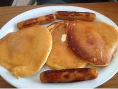 Pancake clipart pancake sausage Source: Pancake Clipart Other com