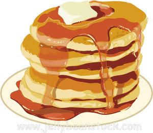 Pancake clipart pancake sausage Pancakes free free clipart clipart
